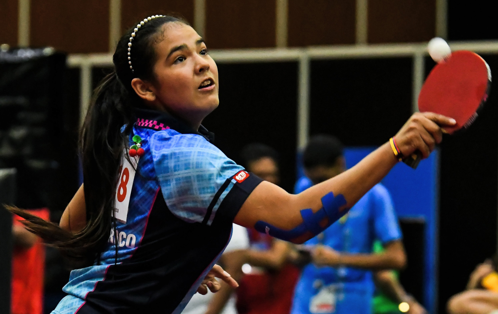 Diaz retains women's title at ITTF Pan America Cup on home turf as Calderano wins men's crown