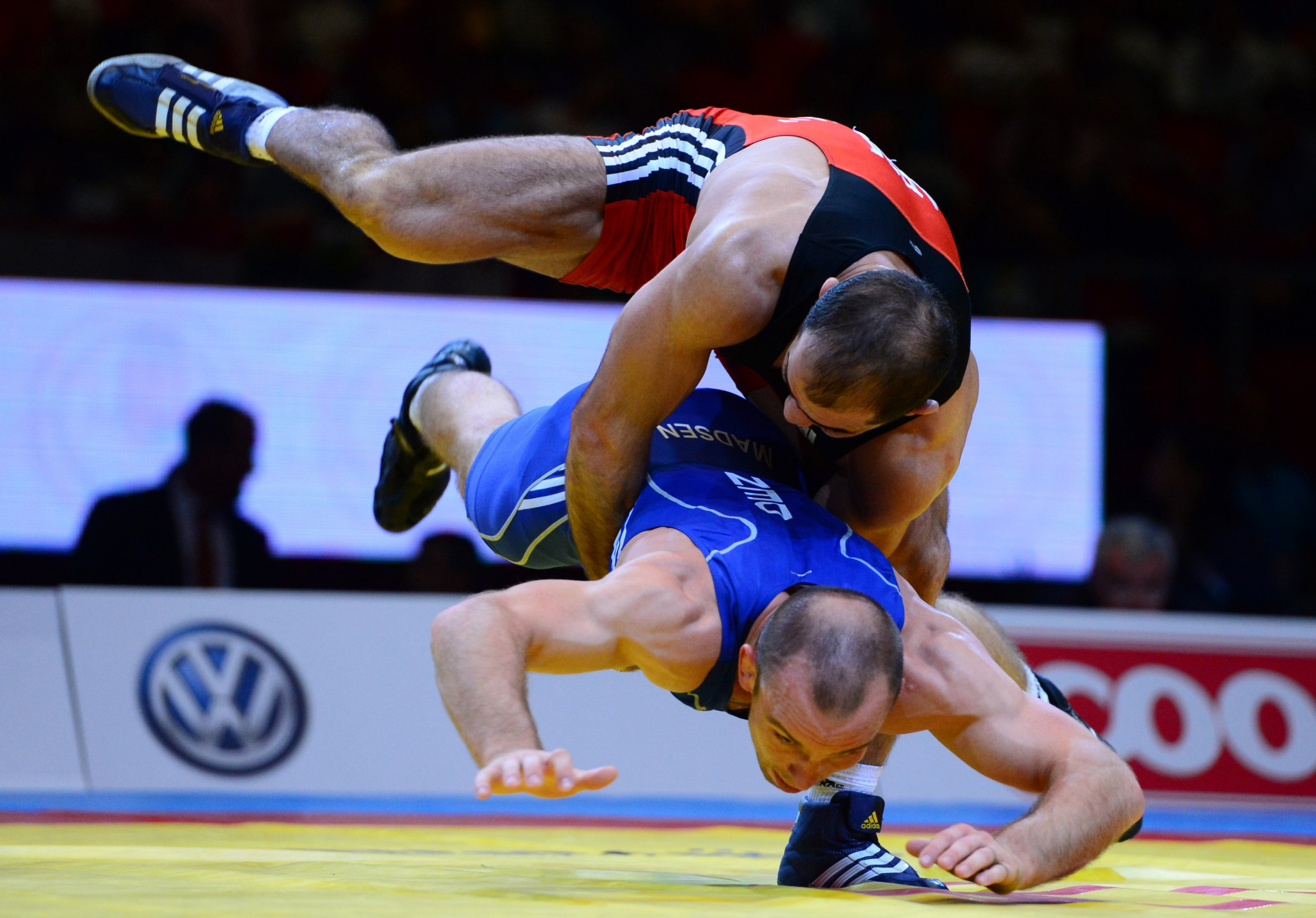 Armenia end Grand Prix de France Henri Deglane with four gold medals in Greco-Roman events