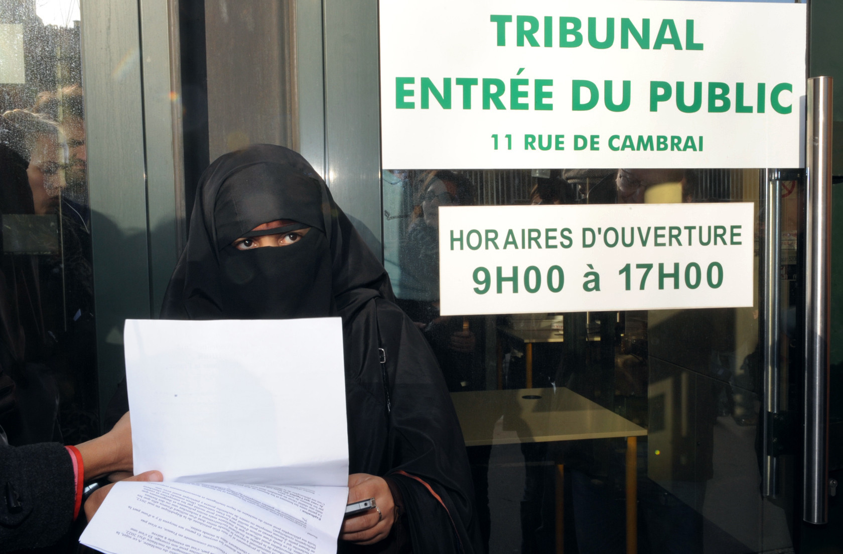 In 2010 France controversially banned the niqab in public ©Getty Images