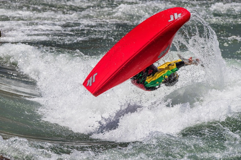 First Freestyle Canoeing Oceania Championships to take place in Sydney