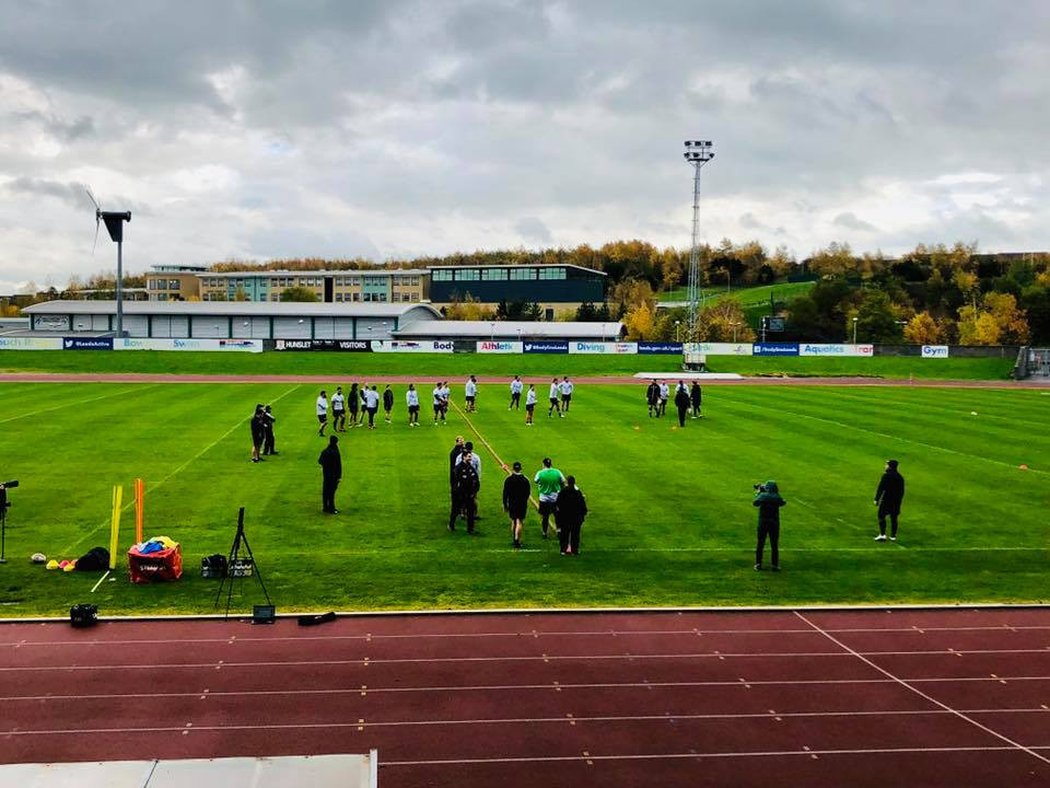The IFAF Women's European Championships will take place at the John Charles Centre for Sport in Leeds featuring hosts Britain, Finland, Austria and Sweden ©John Charles Centre