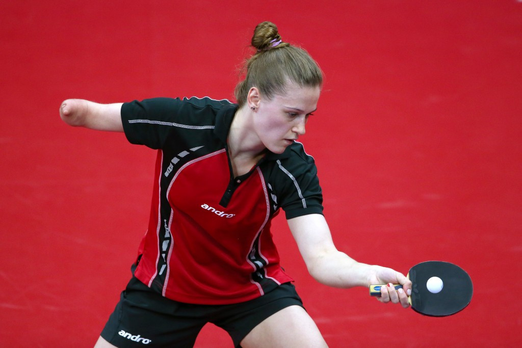 Poland's Partyka and Pek reach semi-finals at Para-Table Tennis European Championships