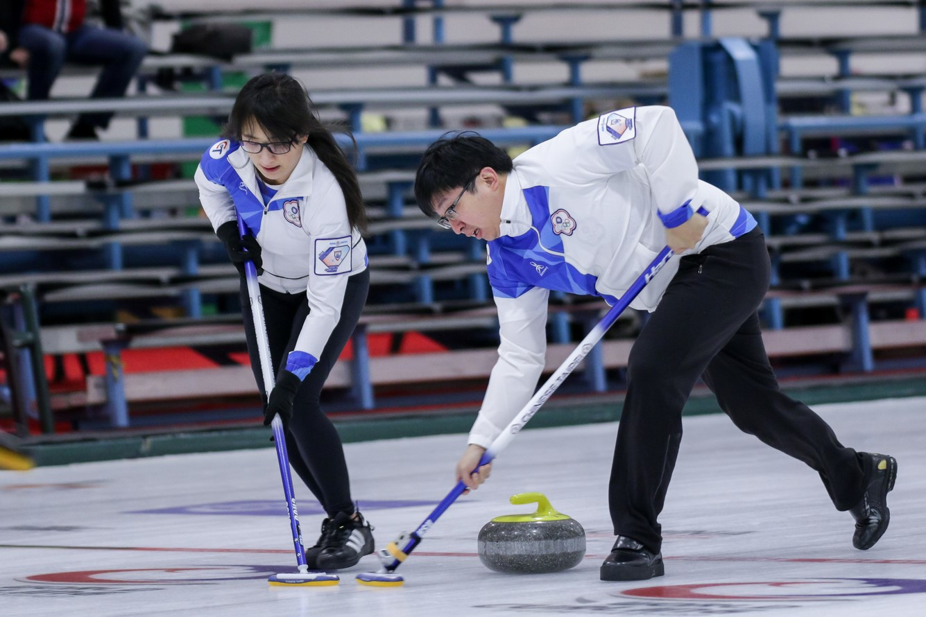 Nigeria and Saudi Arabia among countries set to make debut at 2019 World Mixed Doubles Curling Championship