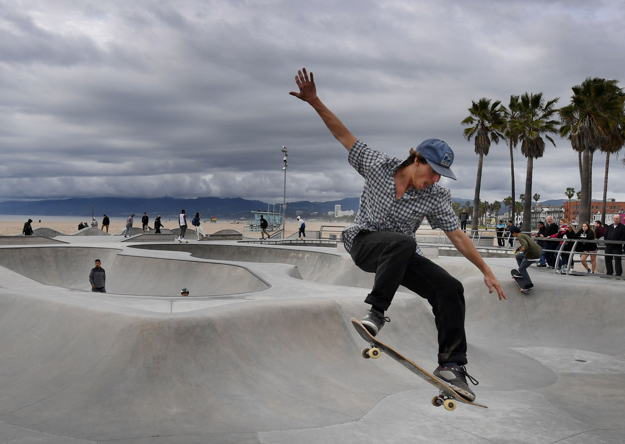 Skateboarding is among the favourites to fail to retain its place for Paris 2024 ©Getty Images