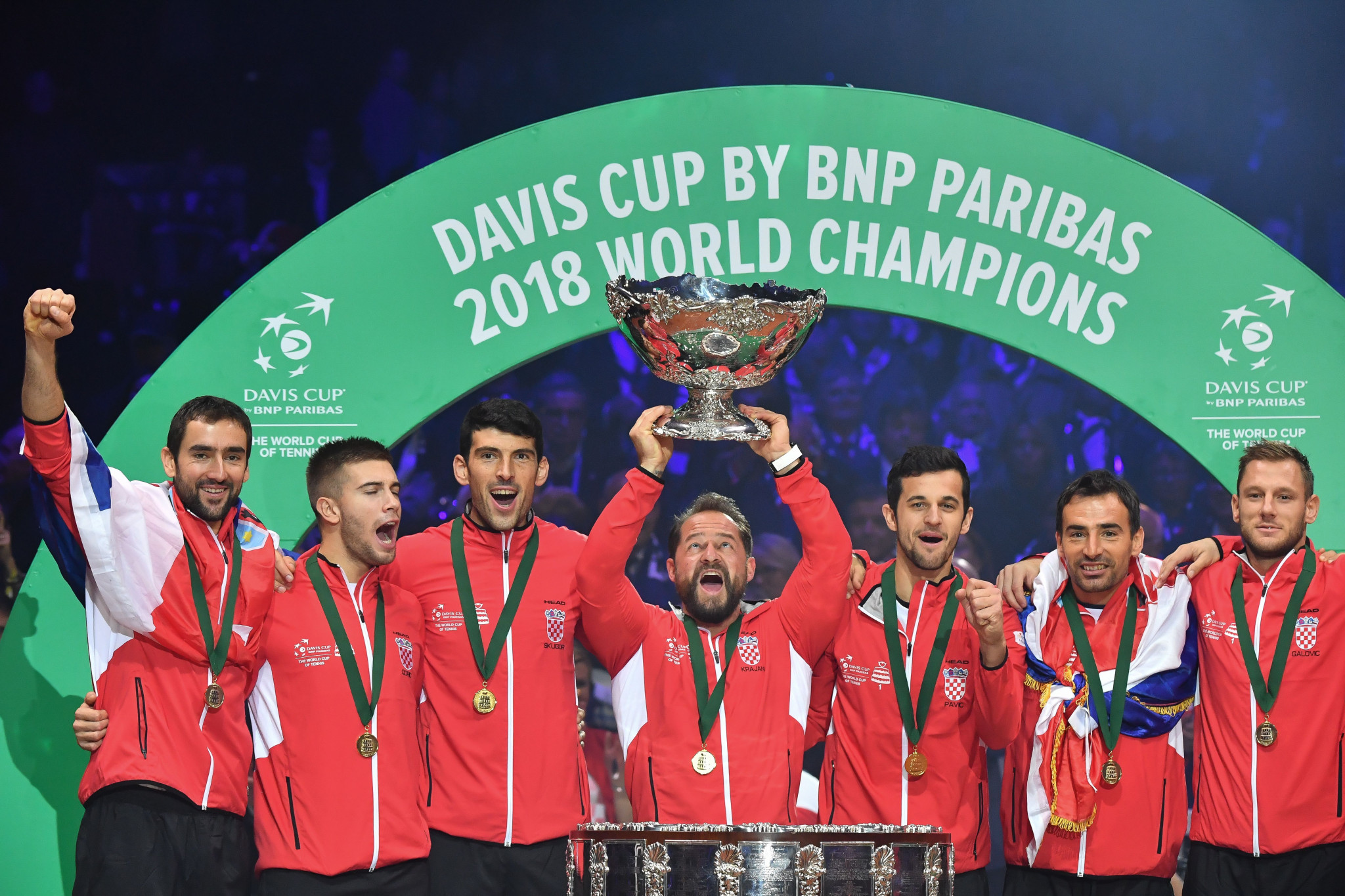 France labelled favourites for 2019 Davis Cup Finals as ITF announce seeds