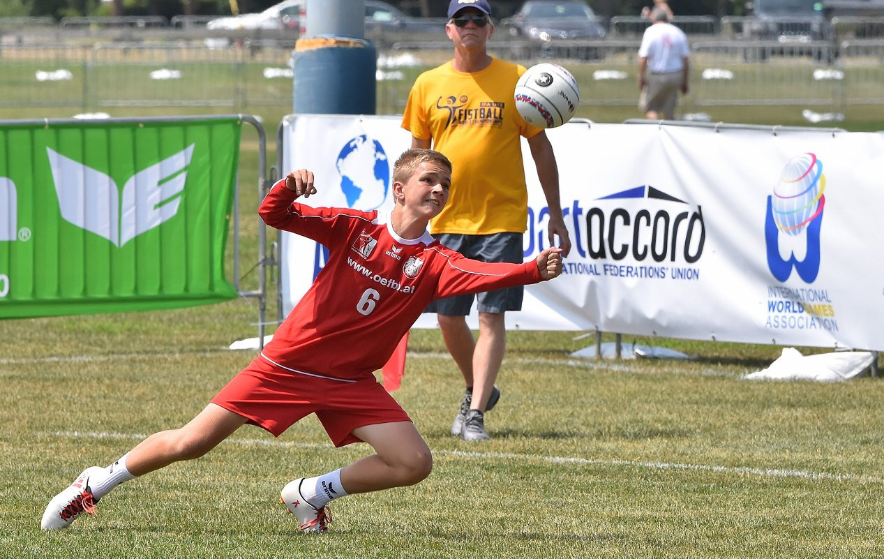 The International Fistball Association has awarded its 2020 Under-18 World Championships to Austria ©IFA