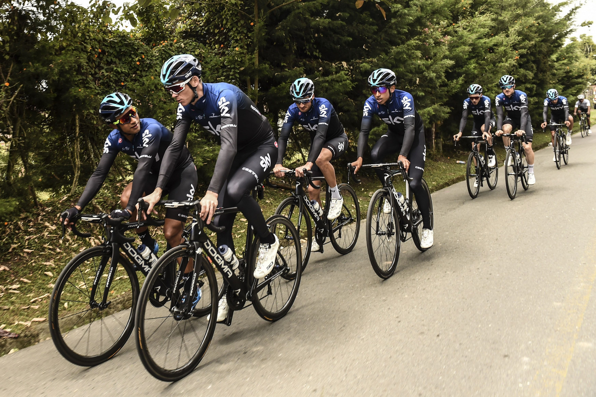 A GMC investigation into Richard Freeman began after it emerged 30 sachets of testogel were posted to Team Sky and British Cycling's headquarters ©Getty Images