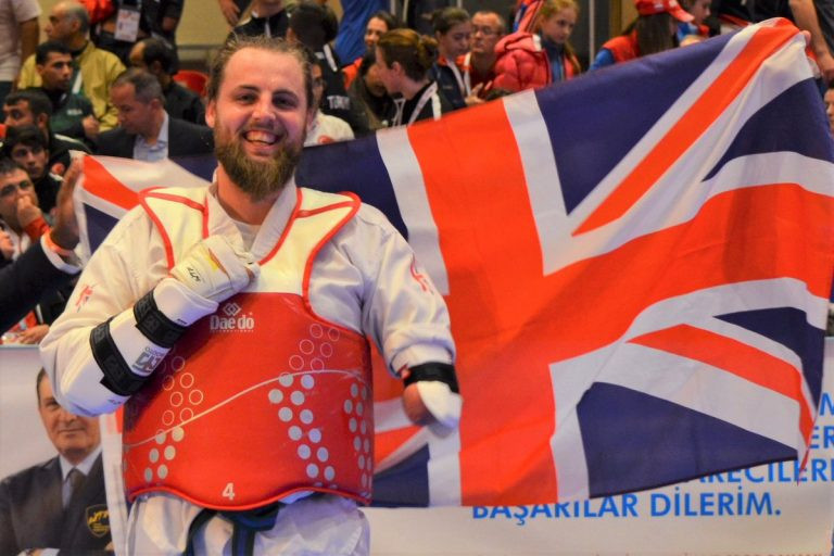 Bush earns historic win for Britain on opening day of Para-Taekwondo World Championships in Antalya