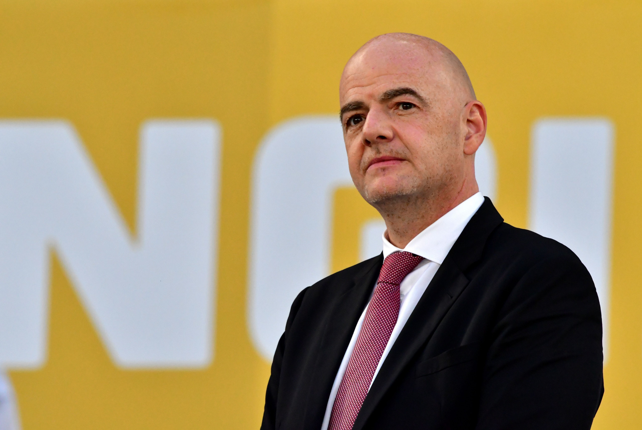 Infantino set for re-election as FIFA President