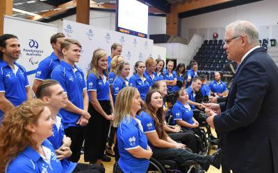 Australian Paralympic team handed massive funding boost ahead of Tokyo 2020