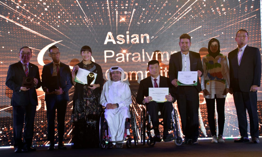 Hong Kong wheelchair fencer and Malaysian sprinter voted best female and male athletes by Asian Paralympic Committee