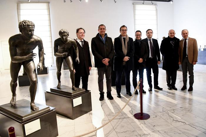 Organisers of the Naples 2019 Summer Universiade have agreed a partnership with the Italian city's National Archaeological Museum ©Naples 2019