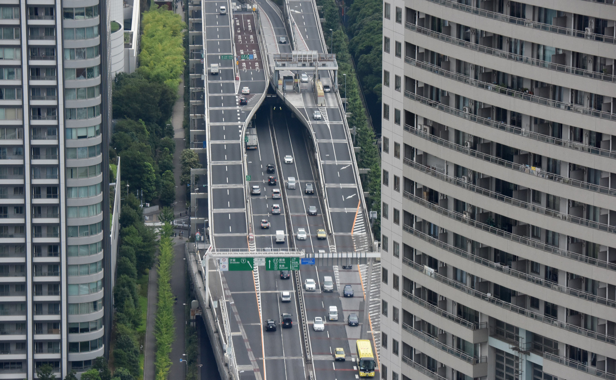 Plans prepared to increase toll surcharges for Metropolitan Expressway during Tokyo 2020 Olympic Games