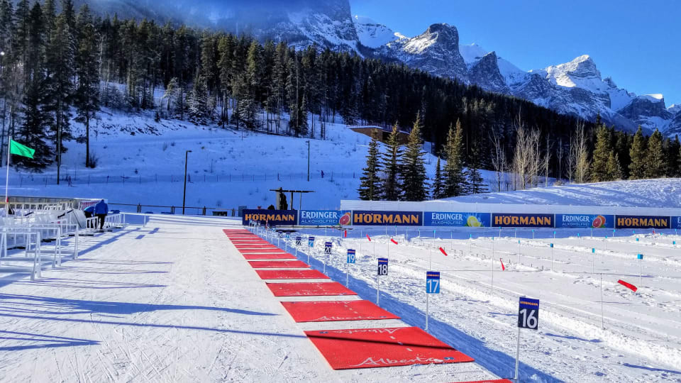 Freezing weather forces IBU to revise and rearrange events at Canmore World Cup