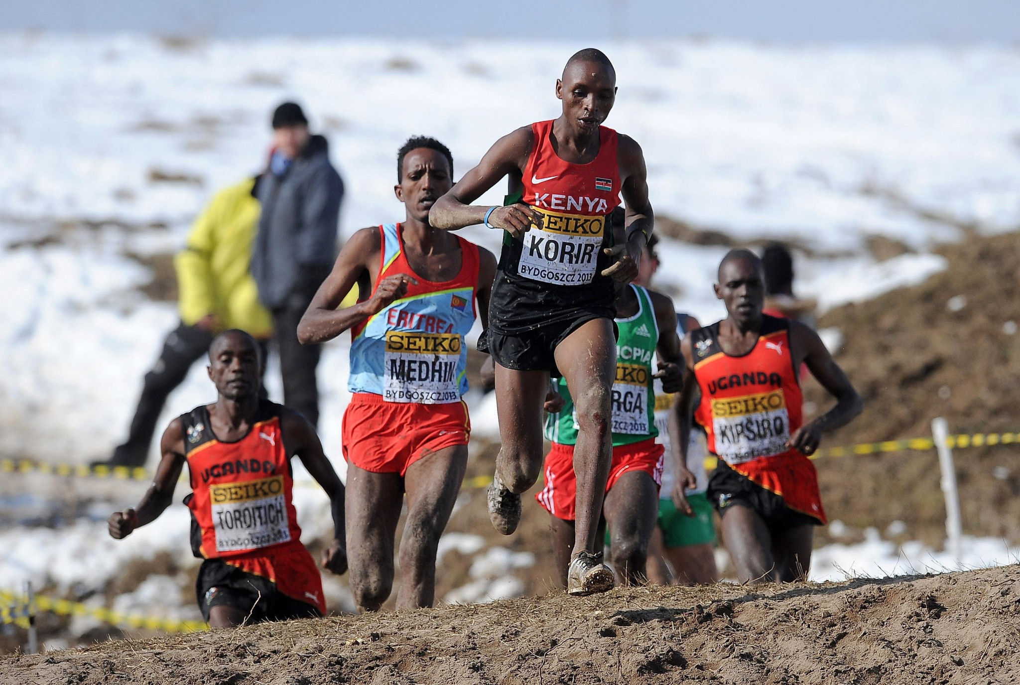 The IAAF World Cross Country Championships is due to take place in Aarhus on March 30  ©IAAF