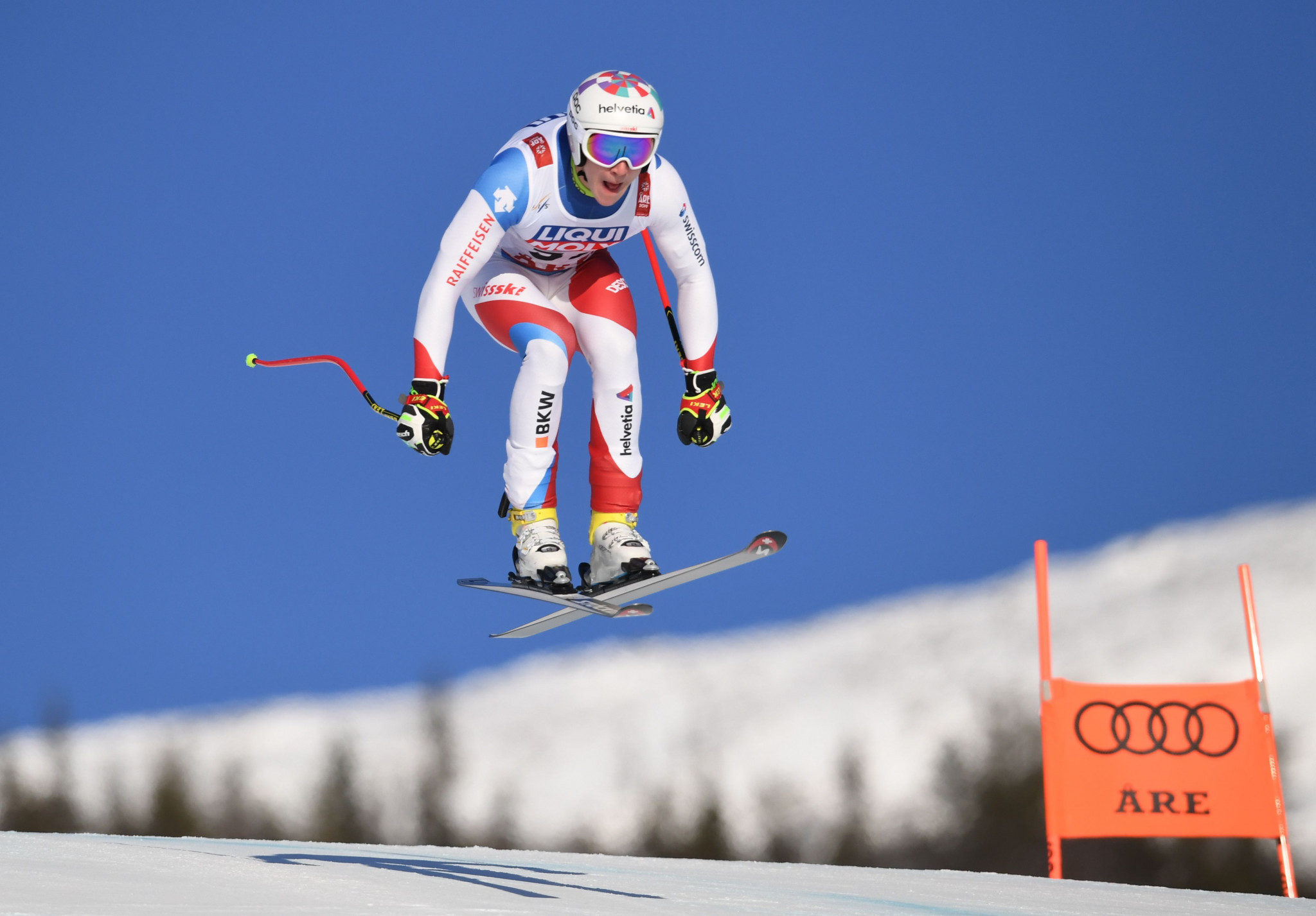 Gian-Franco Kasper's comments came during the ongoing FIS Alpine Skiing World Championships in Sweden ©Getty Images