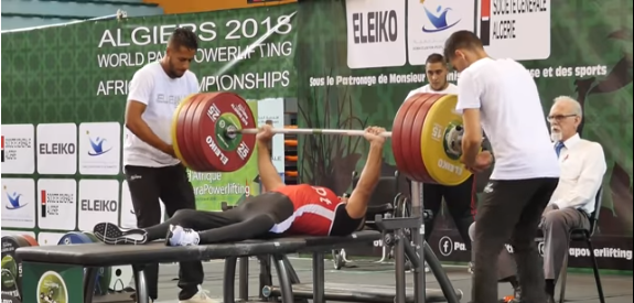 Osman targeting golden start to 2019 at Fazza World Para Powerlifting World Cup in Dubai