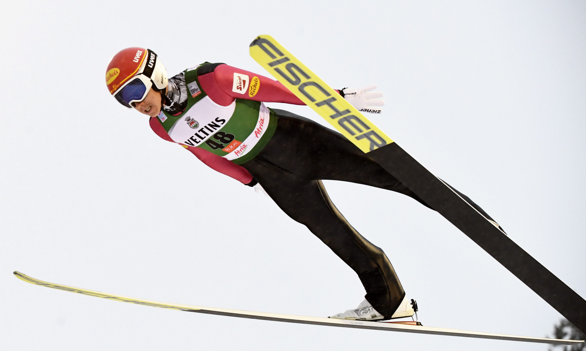 Austria's Mario Seidl is returning to FIS Nordic Combined World Cup action in Lahti after sitting out the last two weekends because of illness which has sidelined him ©Getty Images