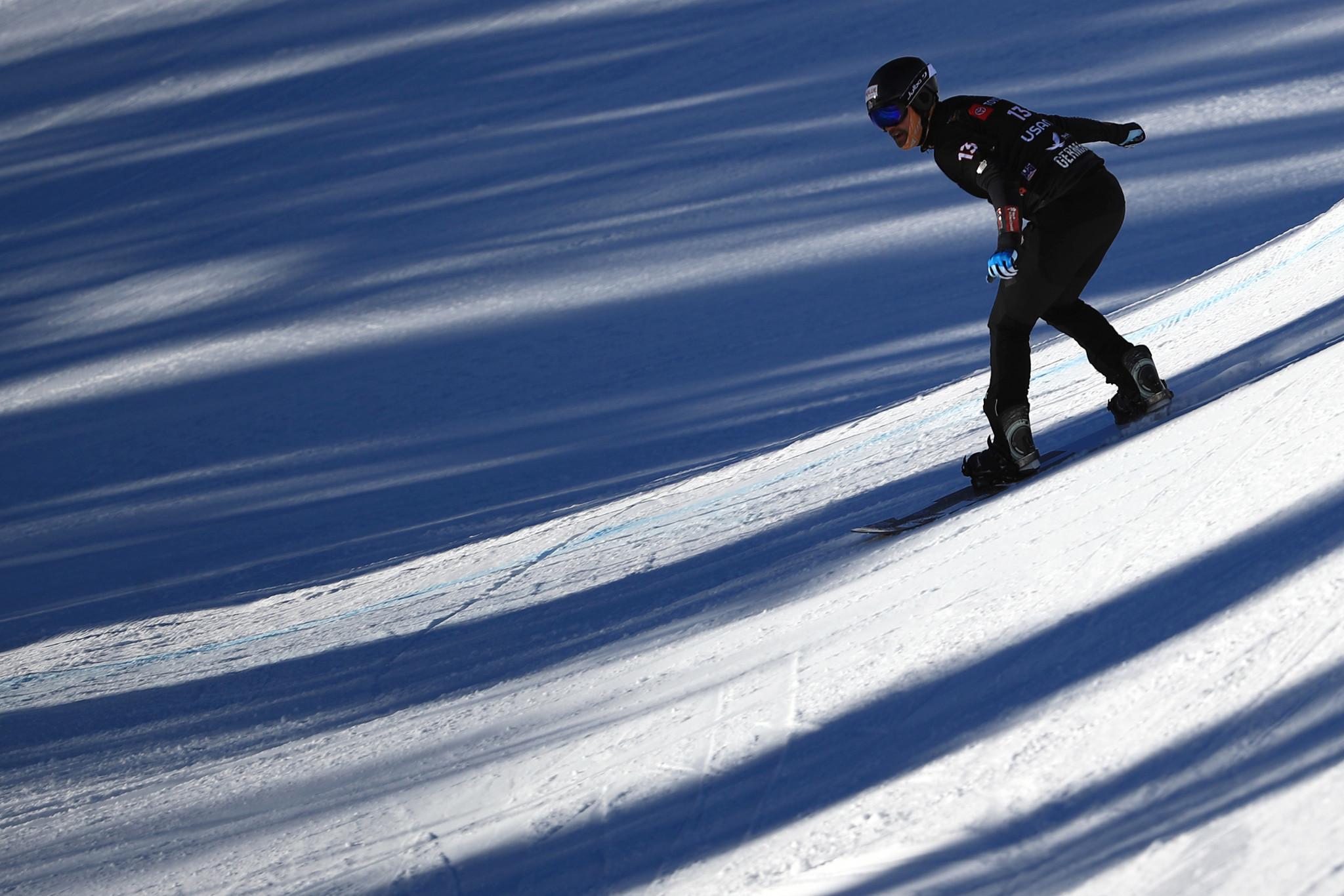 FIS Snowboard Cross World Cup season set to resume in Feldberg following break for World Championships