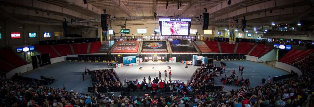 Record number of entries for Vegas Shoot with Indoor Archery World Series set to conclude
