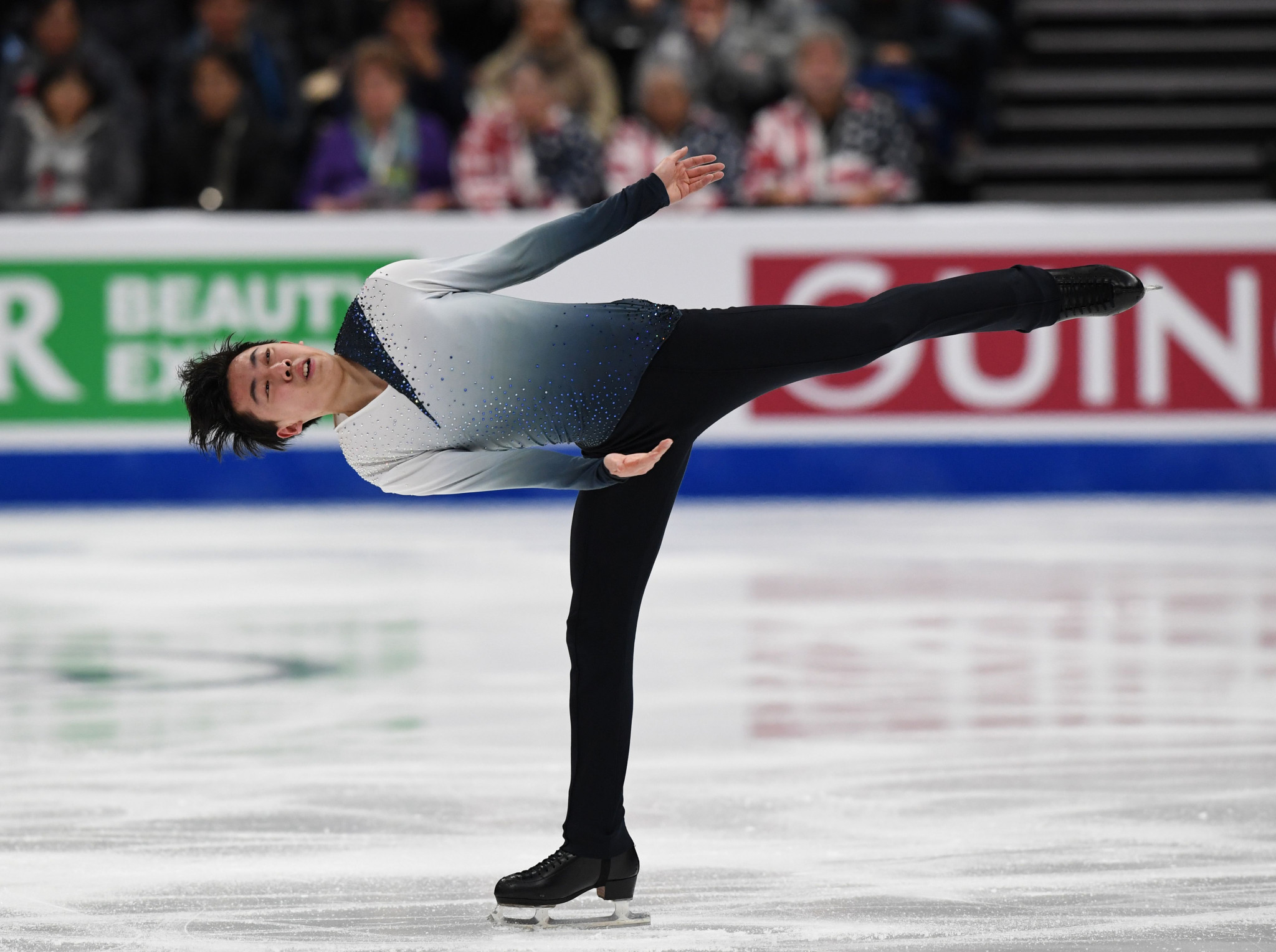 American skaters top short programme standings at ISU Four Continents Figure Skating Championships
