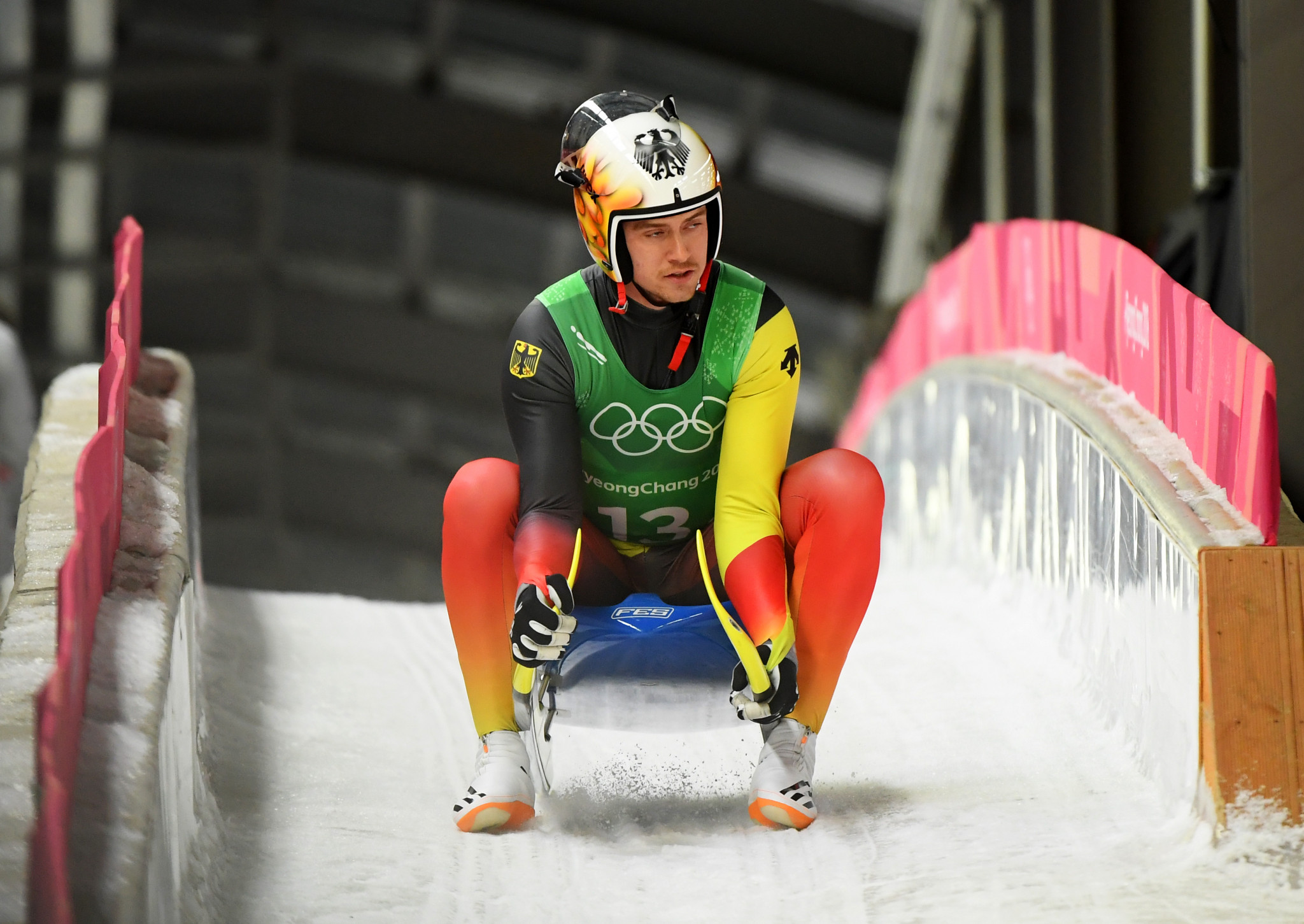 Ludwig and Loch to resume rivalry at Luge World Cup doubling as European Championships