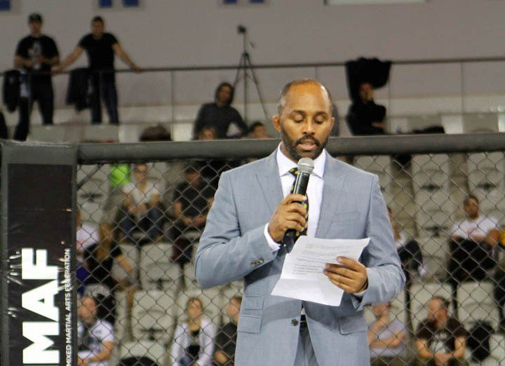 An application for observer status by the International Mixed Martial Arts Federation has been rejected by GAISF ©IMMAF