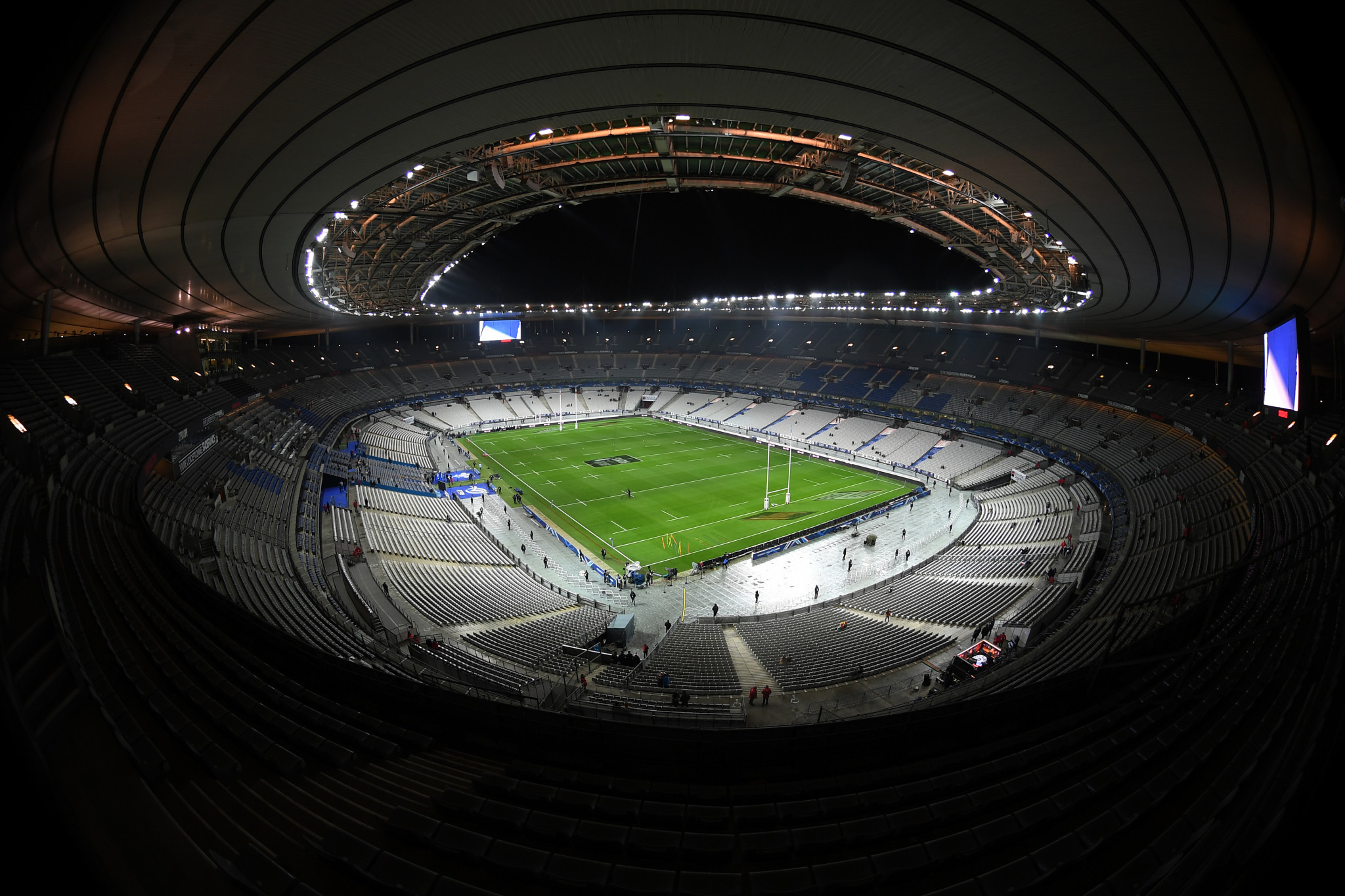 The central Paris 2024 venue, the Stade de France, is located in Seine-Saint-Denis ©Getty Images
