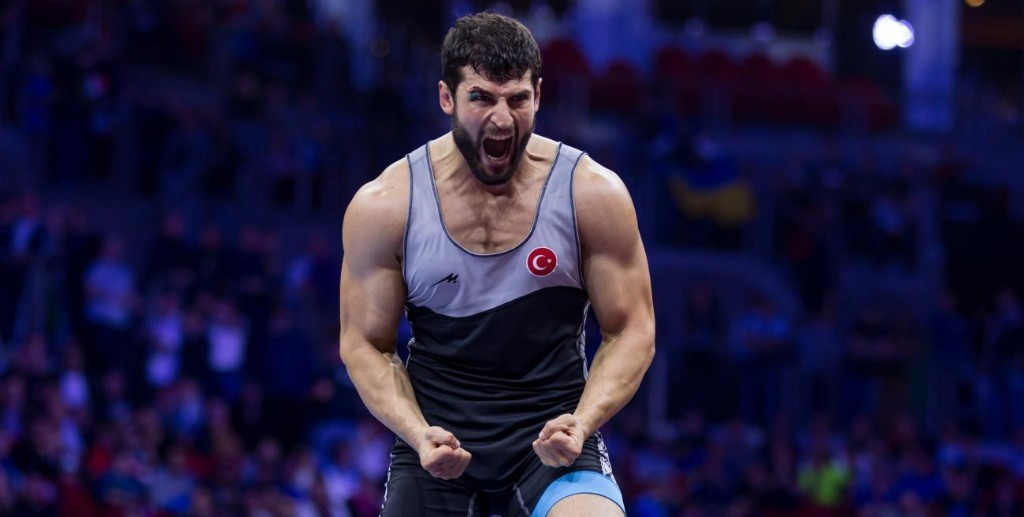 Reigning world champion Metehan Başar headlines a packed field for the United World Wrestling Zagreb Open ©UWW