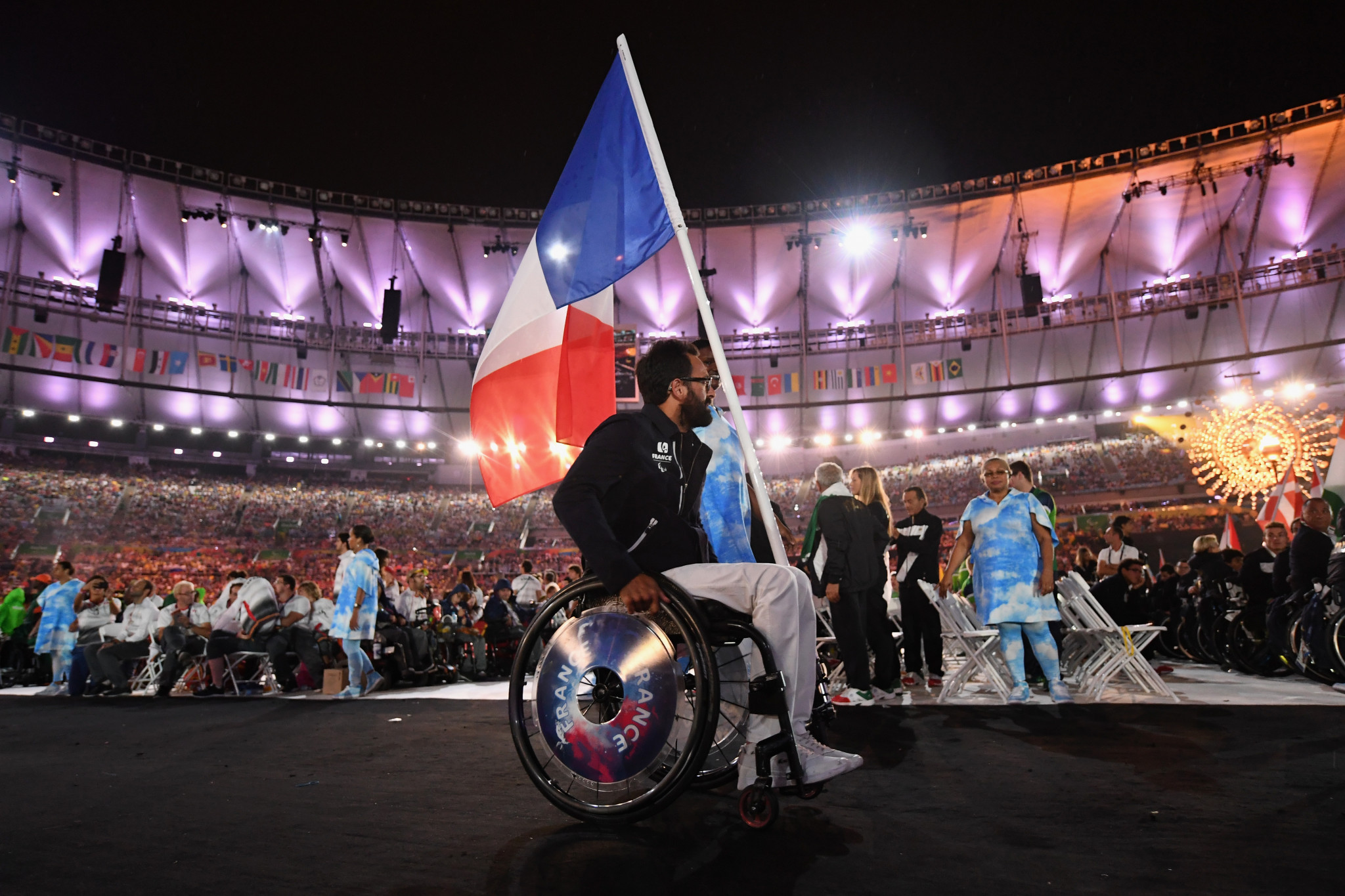 France is hoping for a legacy from the Paris 2024 Paralympic Games ©Getty Images