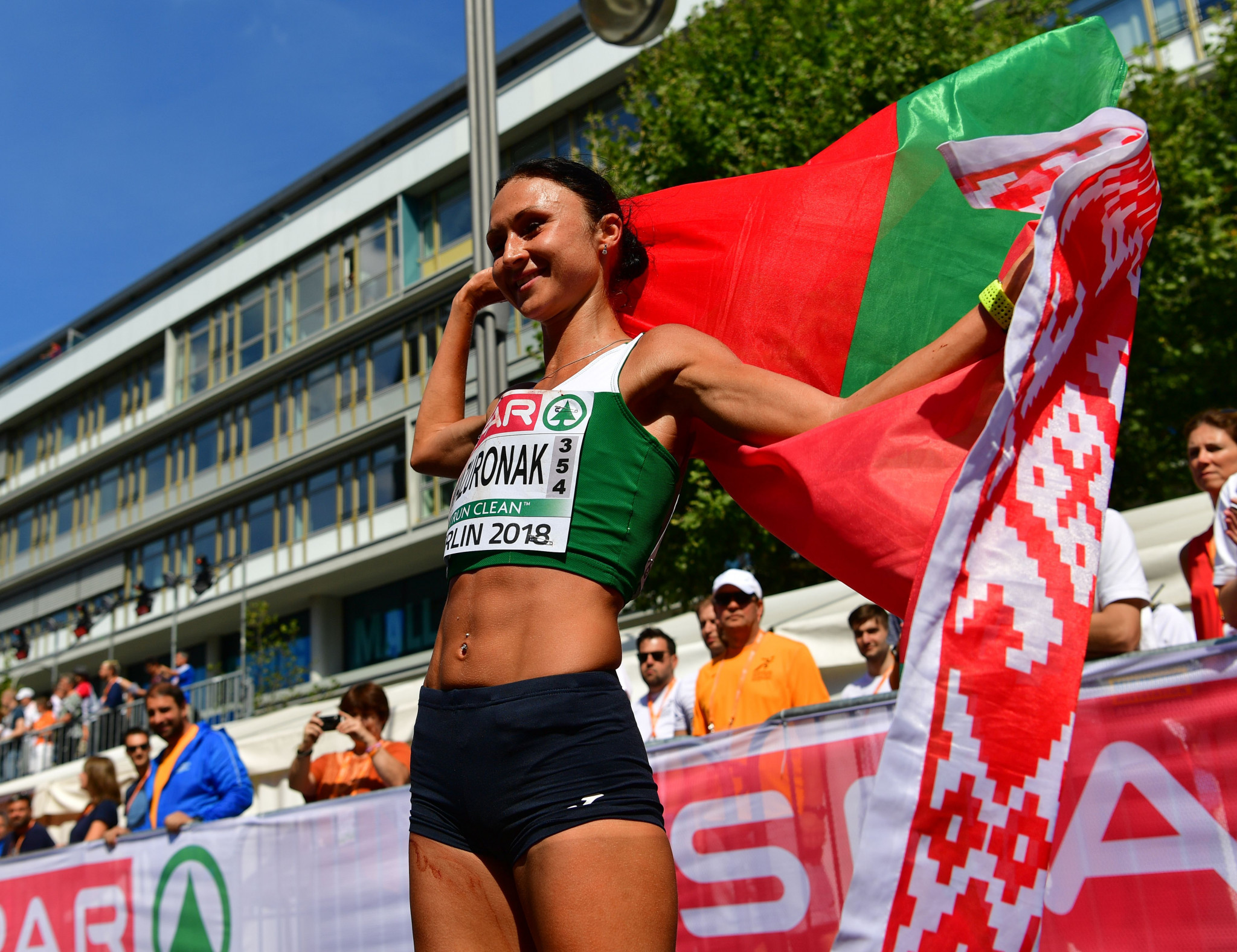 Minsk is preparing for the biggest sporting event in the history of Belarus ©Getty Images