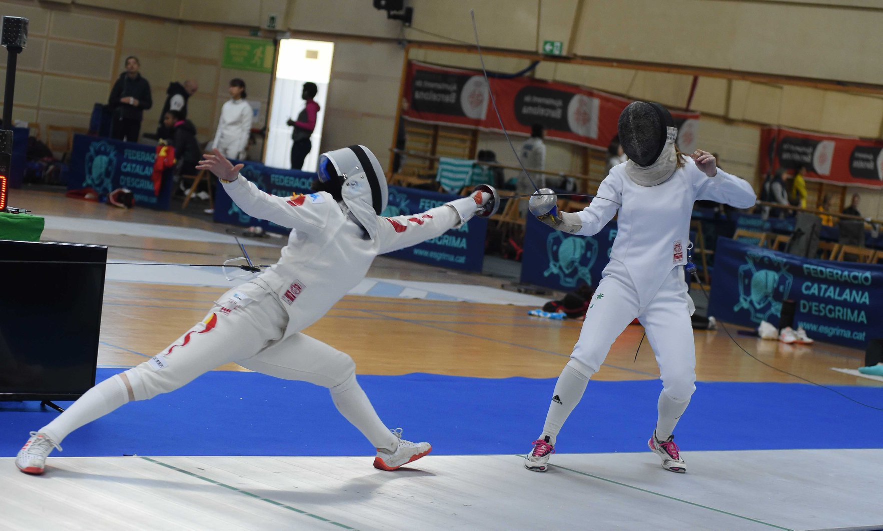 South Korea's Na to face top seed at FIE Women's Épée World Cup in Barcelona