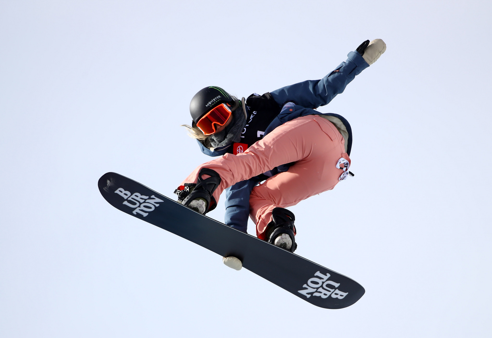 Kim adds to growing collection of titles with halfpipe victory at Freestyle Ski and Snowboard World Championships