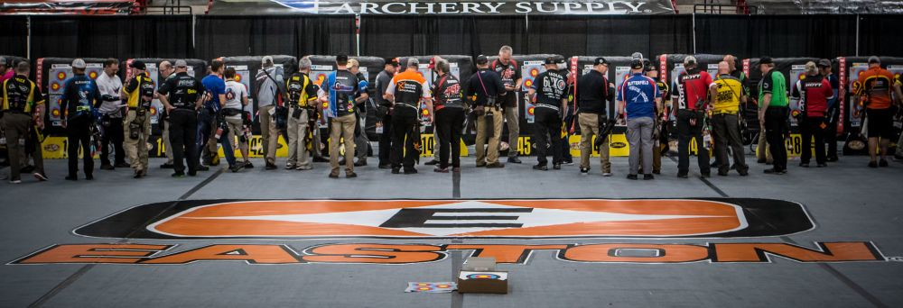Schloesser among archers to impress on opening day of Vegas Shoot
