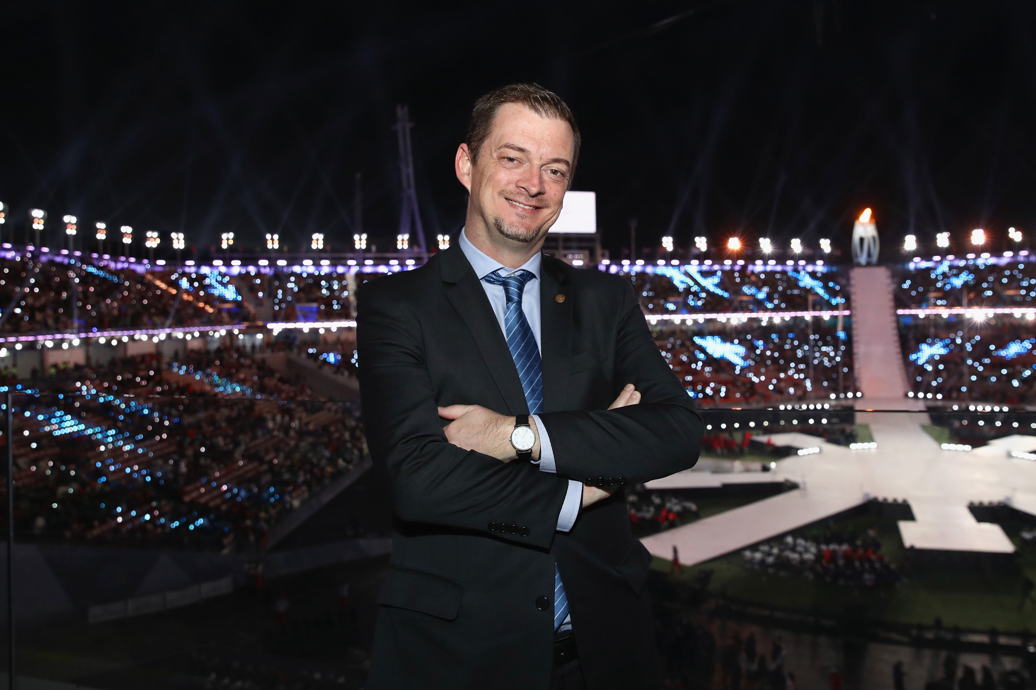 IPC President Andrew Parsons warned the decision to reinstate Russia did not mark the end of the story and they would continue to be monitored until the end of 2022 ©Getty Images