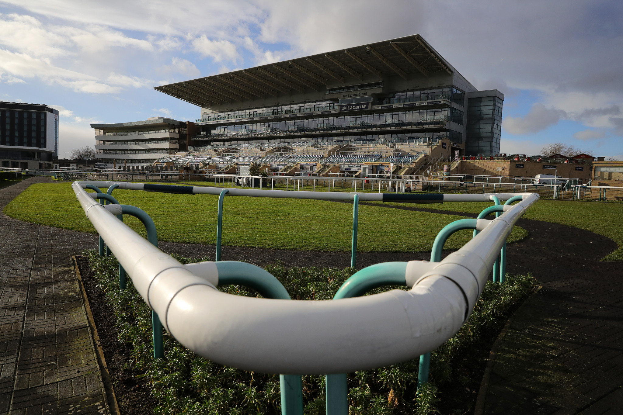 An equine influenza outbreak in Britain has led to numerous stables across the country being quarantined and horse racing being halted for at least six days ©Getty Images