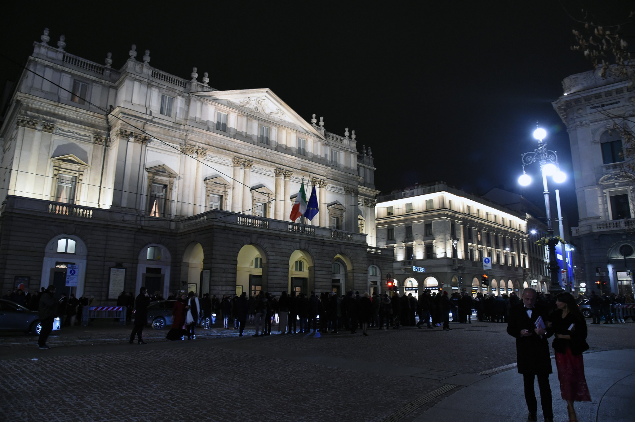 The 2019 Best FIFA Football Awards ceremony will be held at the Teatro alla Scala in Milan ©Getty Images