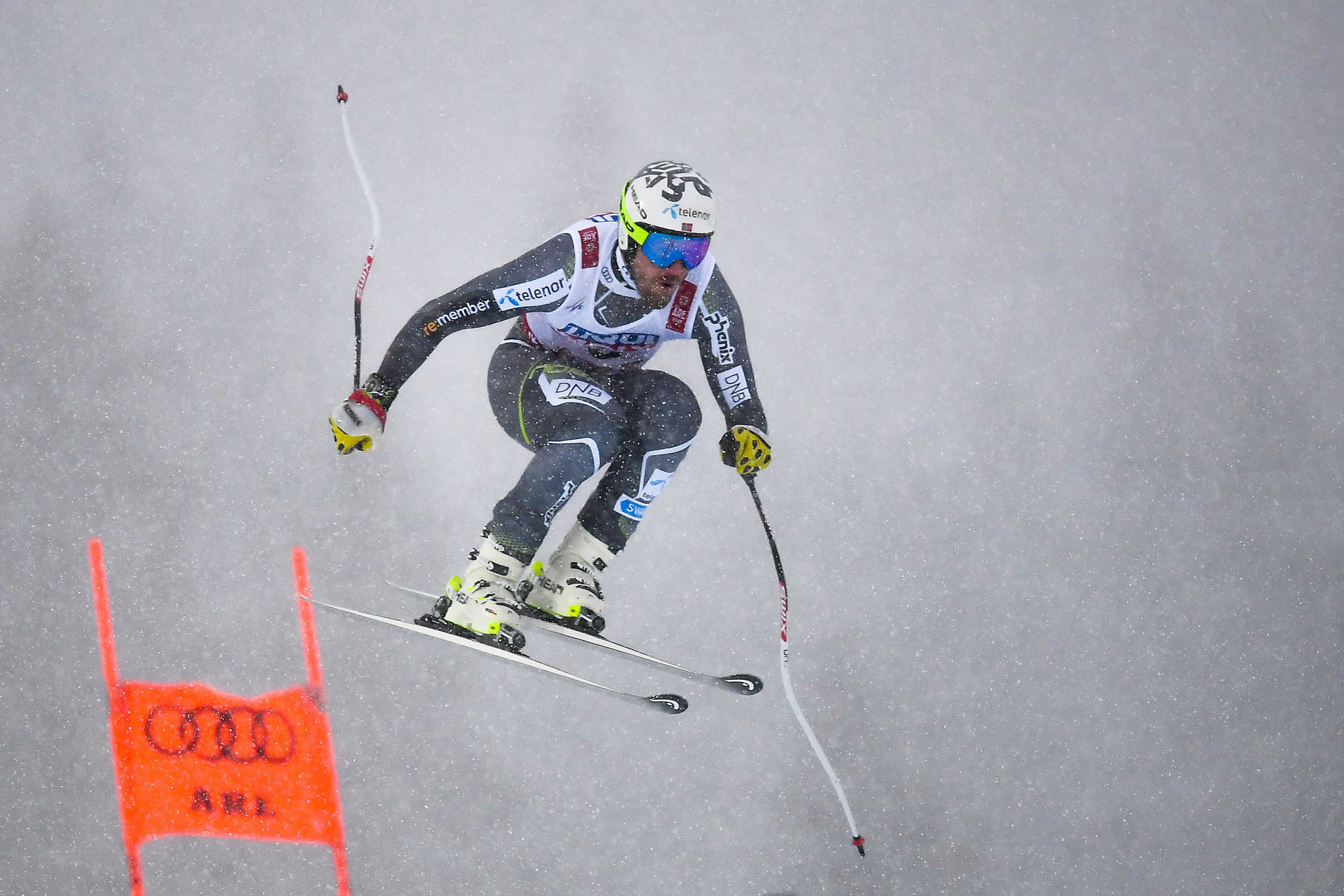 Jansrud triumphs as Svindal ends career with downhill silver at FIS Alpine Skiing World Championships