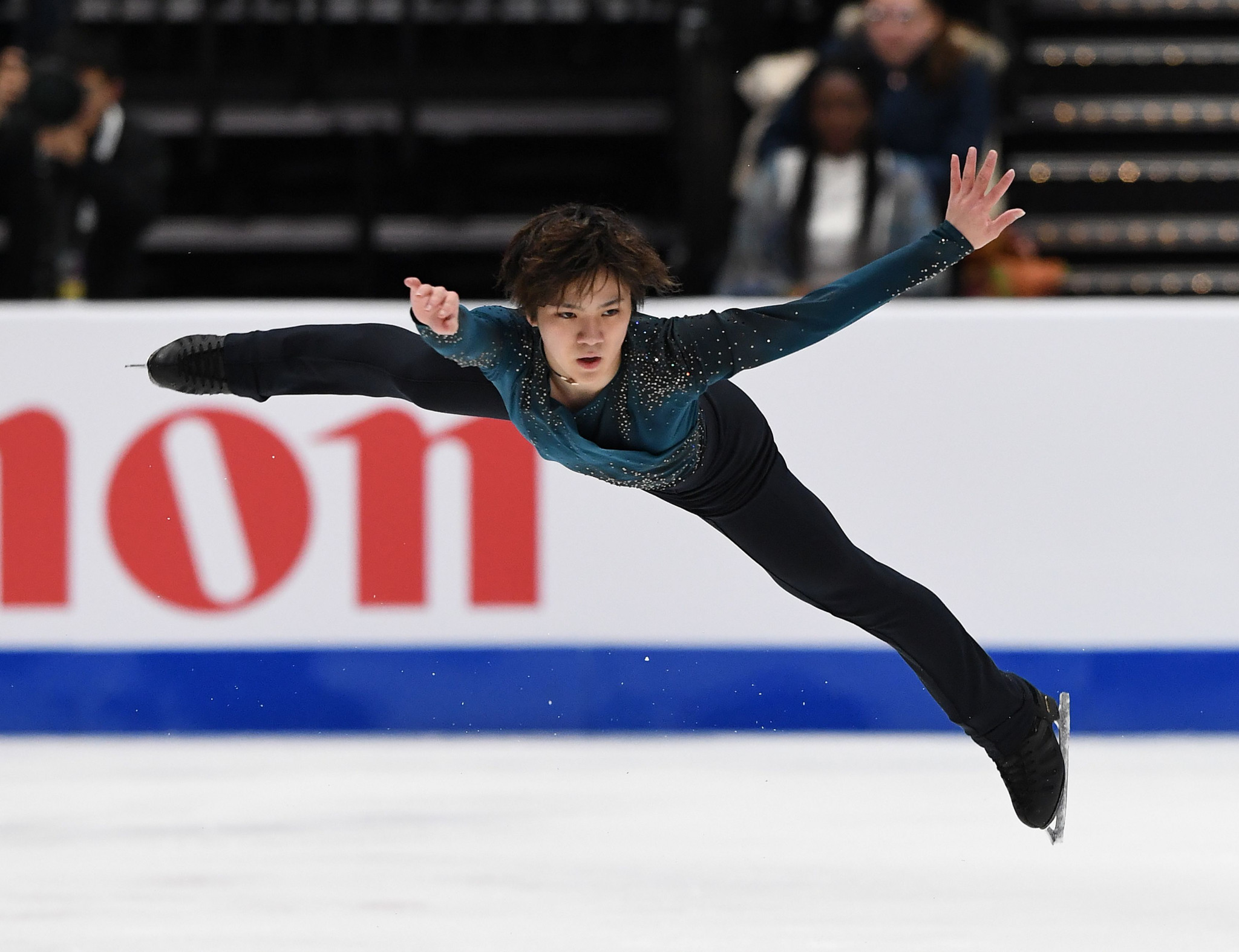Uno wins men's title at ISU Four Continents Figure Skating Championships