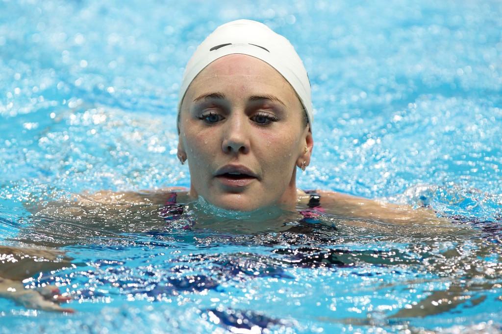 Danish swimming star Jeanette Ottesen spoke in support of the Copenhagen bid ©Getty Images