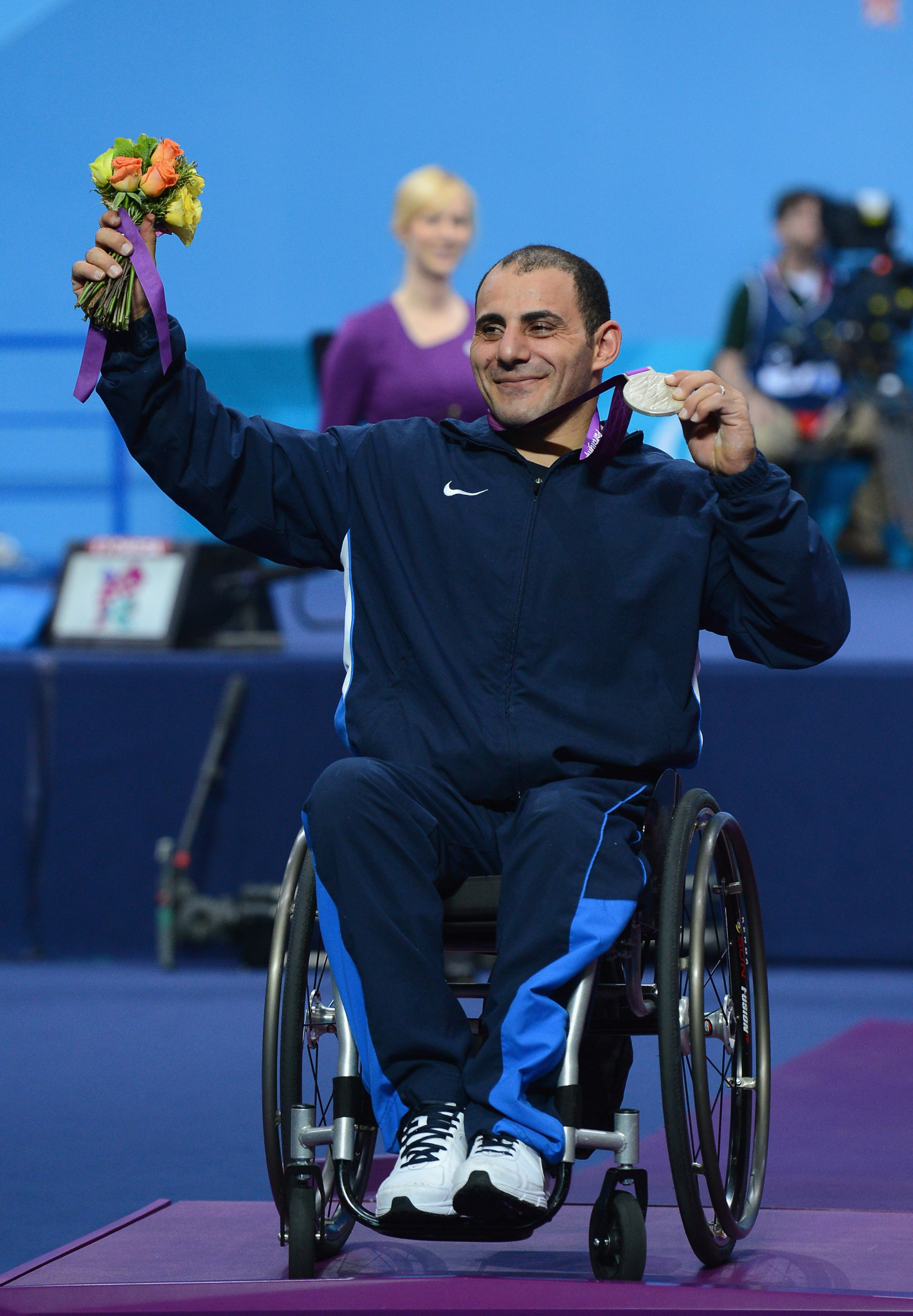 Egypt collect golden treble at World Para Powerlifting World Cup in Dubai