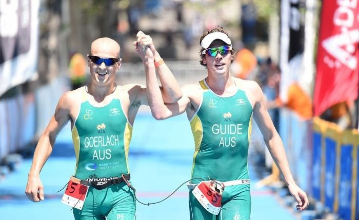 Australia dominate ITU Paraduathlon World Championships in Adelaide