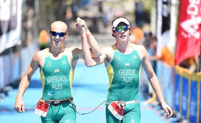 Australia dominate ITU Paraduathlon World Championships in Adelaide