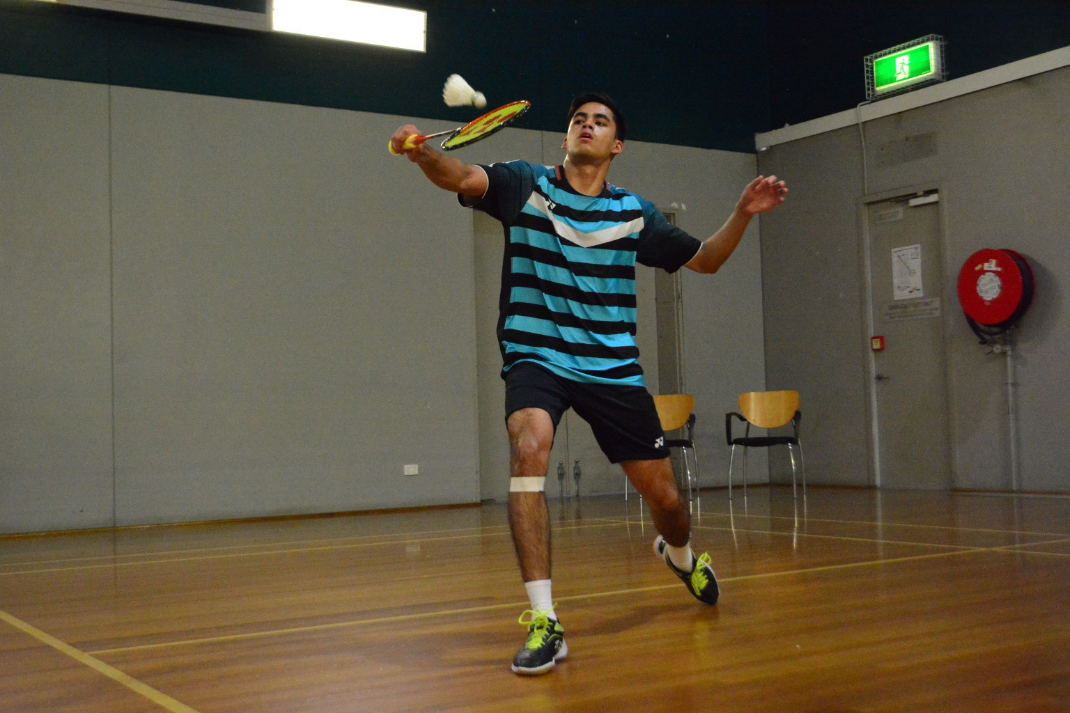 Action began today in Melbourne ©OBF