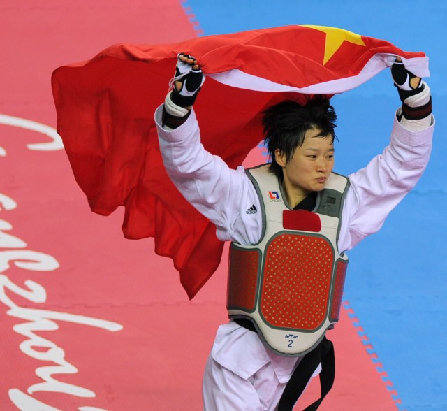 World Taekwondo President Choue praises China as sport handed schools boost