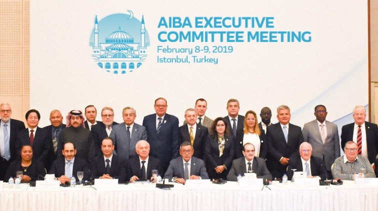 The AIBA Executive Committee held a two-day meeting in Istanbul last week ©AIBA