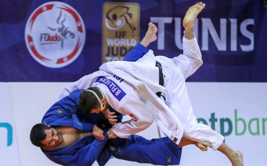 The Tunis Grand Prix remains suspended by the IJF ©IJF