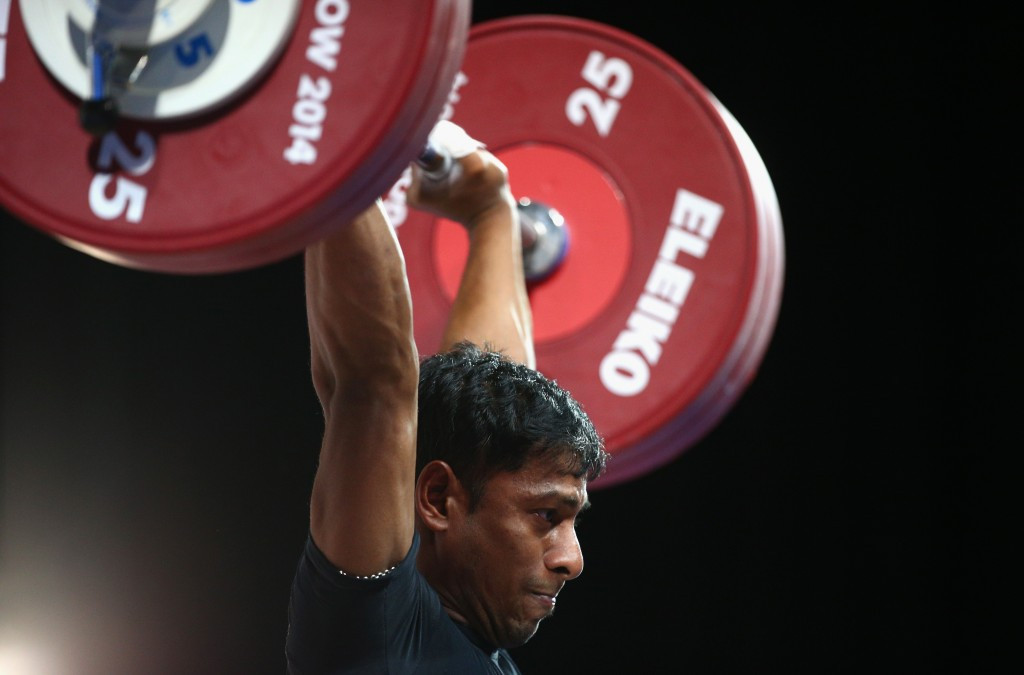 Hosts India dominate Commonwealth Weightlifting Championships