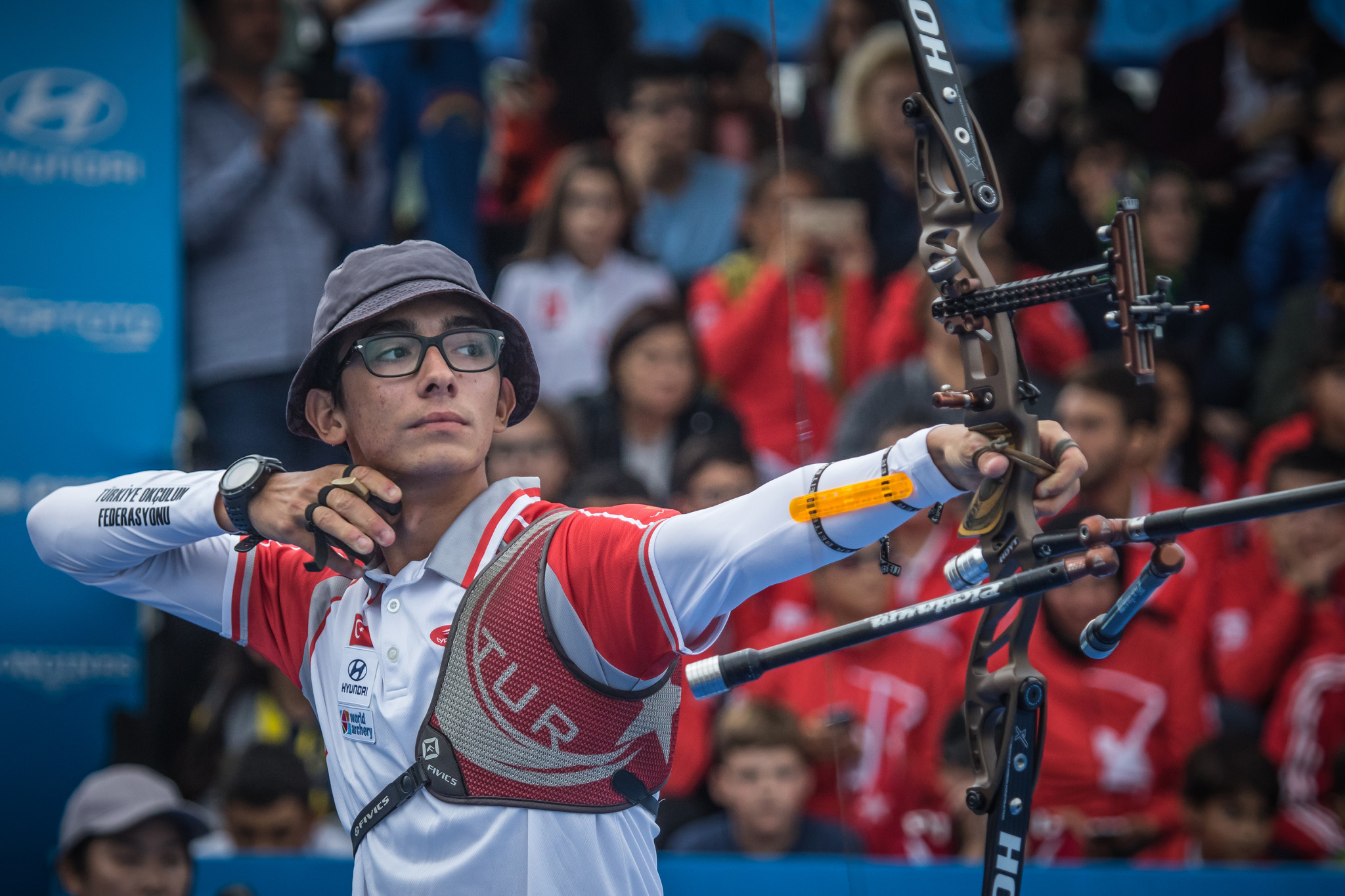 Turkish duo earn recurve prizes at World Archery Athlete of the Year awards