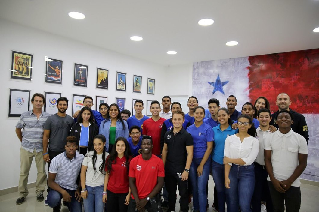Panama Olympic Committee launch fundraising drive for 2019-2020